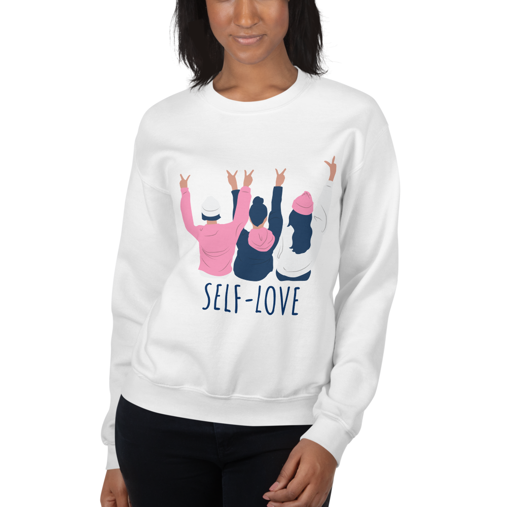 Self love squad Sweatshirt
