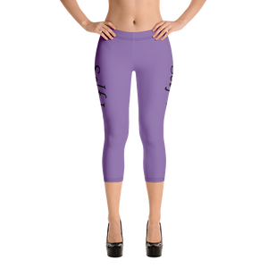 Self Love Capri Leggings