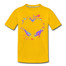 Load image into Gallery viewer, Kids' T-Shirt - sun yellow