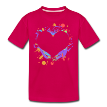 Load image into Gallery viewer, Kids' T-Shirt - dark pink