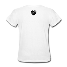 Load image into Gallery viewer, Self-Love is vital T-Shirt - white