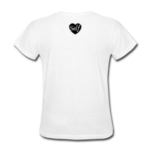 Self-Love is vital T-Shirt - white