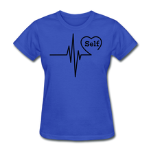 Load image into Gallery viewer, Self-Love is vital T-Shirt - royal blue