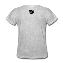 Load image into Gallery viewer, Self-Love is vital T-Shirt - heather gray