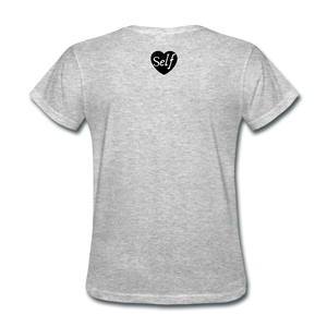 Self-Love is vital T-Shirt - heather gray