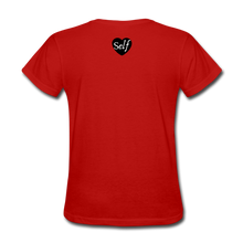 Load image into Gallery viewer, Self-Love is vital T-Shirt - red