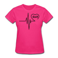 Load image into Gallery viewer, Self-Love is vital T-Shirt - fuchsia