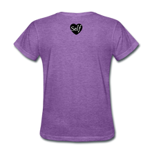 Load image into Gallery viewer, Self-Love is vital T-Shirt - purple heather
