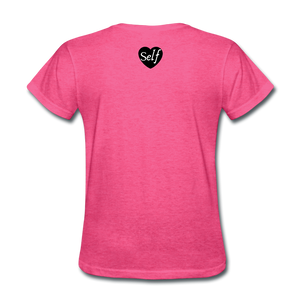 Self-Love is vital T-Shirt - heather pink
