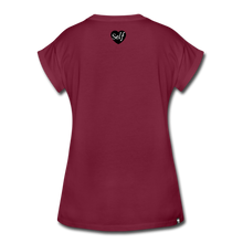 Load image into Gallery viewer, Boss Up T-Shirt - burgundy