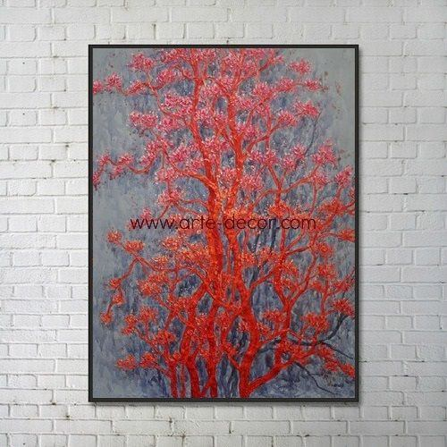 The Seasons In Focus Canvas Art