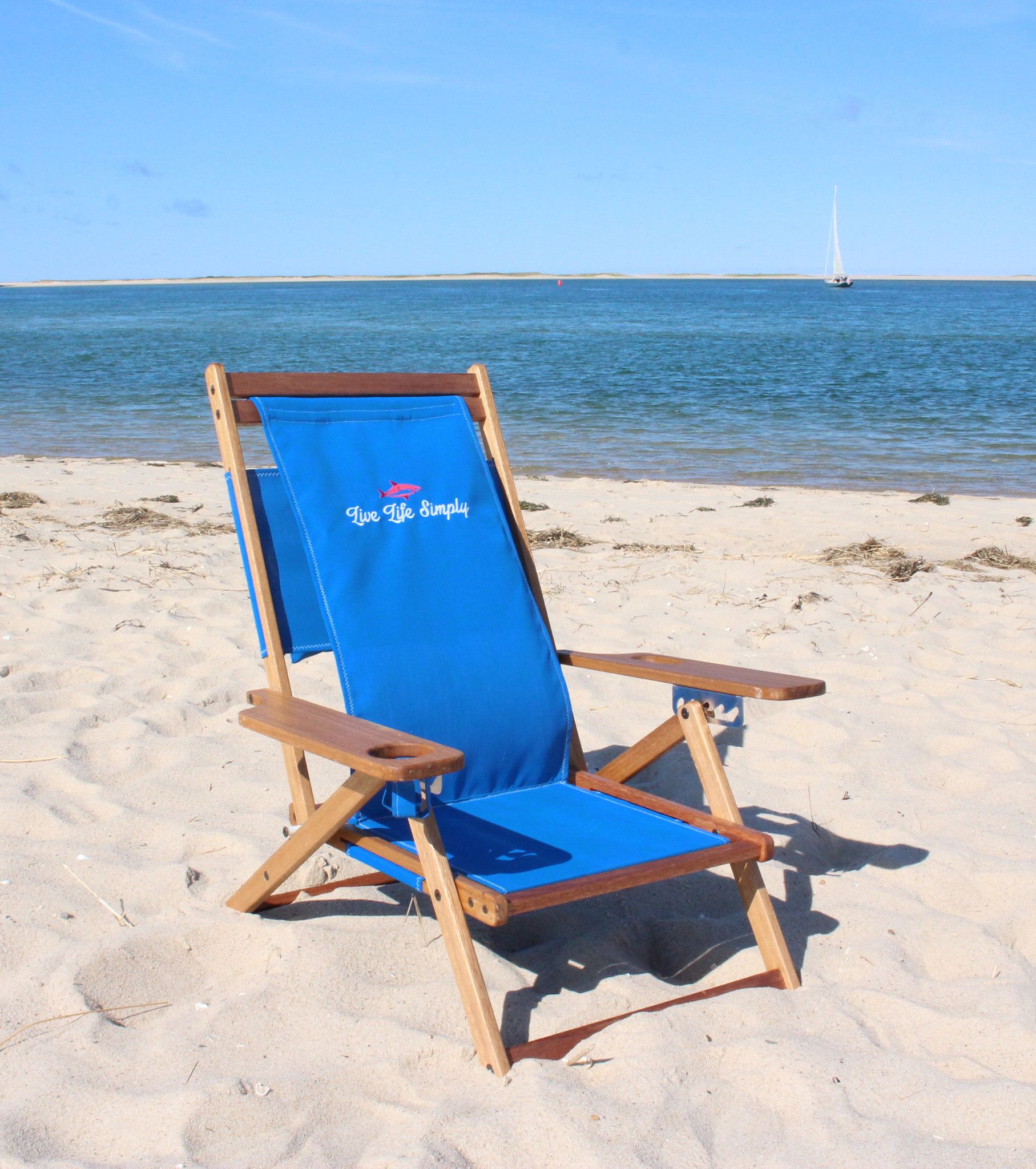 beach ostrich chair products image