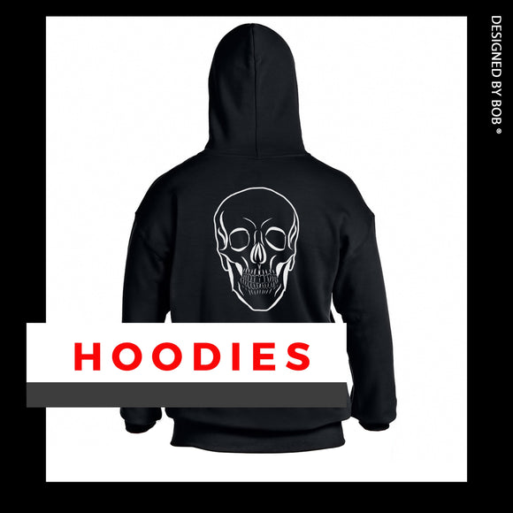 designedbybob streetwear Paris collection Hoodies