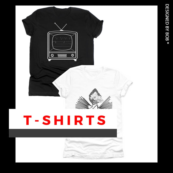 designedbybob streetwear paris collection t-shirts design