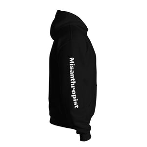 designedbybob Hoodie misanthropist right