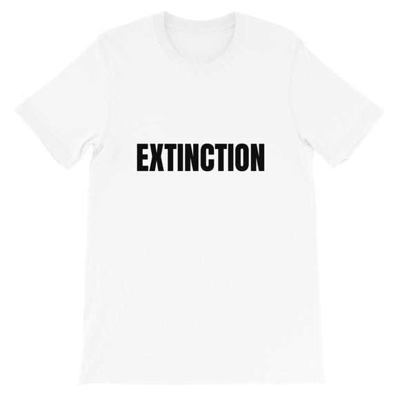 t-shirt extinction rebellion paris designedbybob