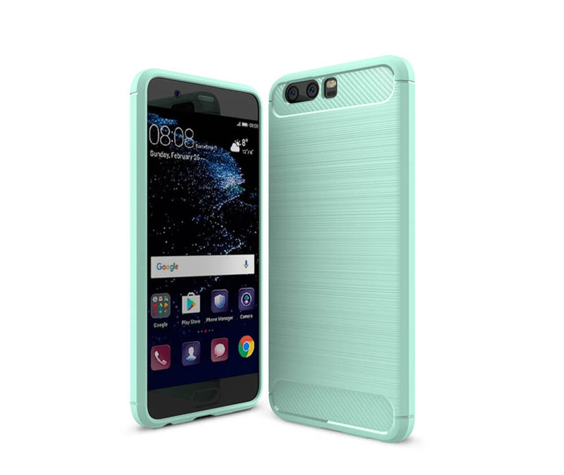 HUAWEI P10 DURABLE TPU CASE - BLACK