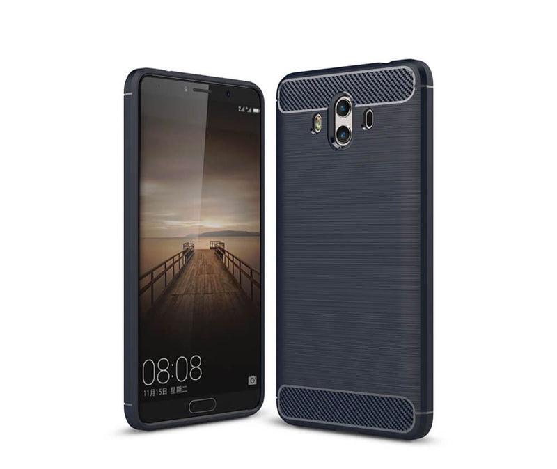 HUAWEI MATE 10 DURABLE TPU CASE - BLACK
