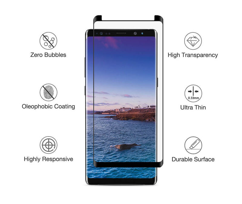 Full Coverage Tempered Glass Screen Protector