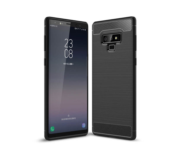 NOTE 9 DURABLE TPU - BLACK#Colour_Black
