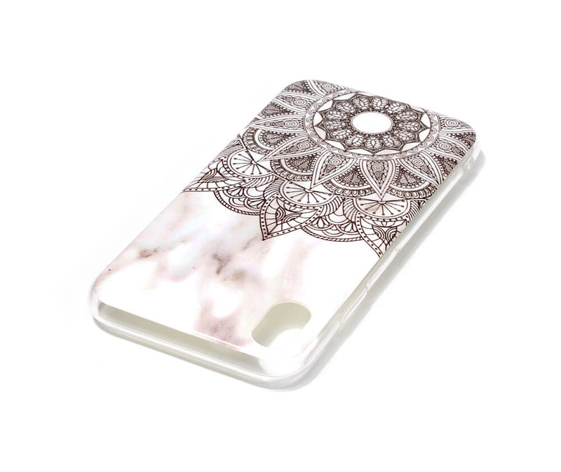 In-Mold Decoration (IMD) Marble Pattern Case