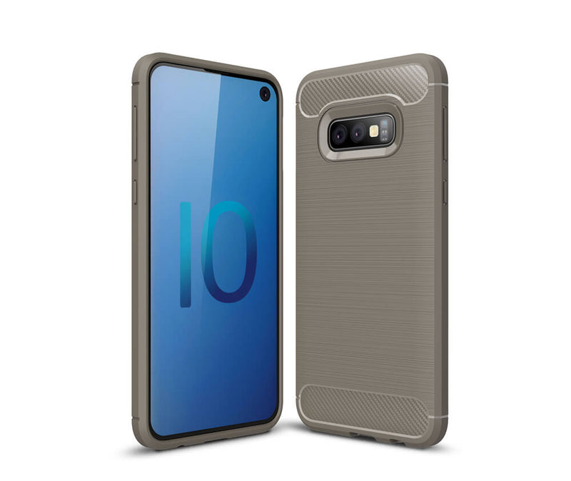 GALAXY S10+ DURABLE TPU CASE - BLACK