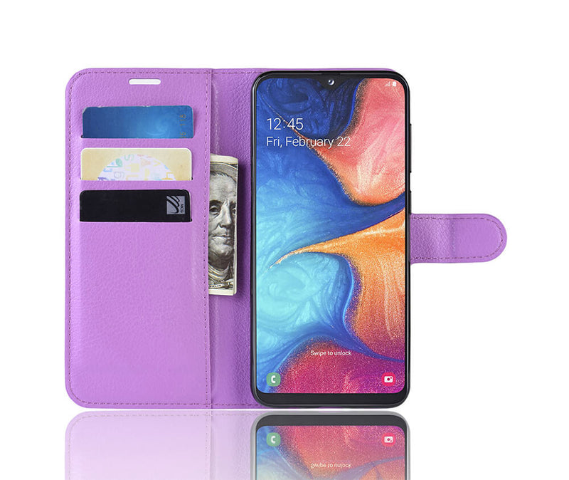 WALLET CASE for Galaxy A20 & A30