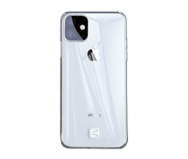 IPHONE 11 TRANSPARENT PHONE CASE - CLEAR#Colour_Clear