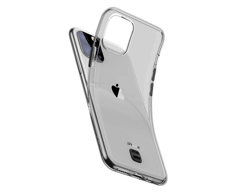 IPHONE 11 TRANSPARENT PHONE CASE - CLEAR