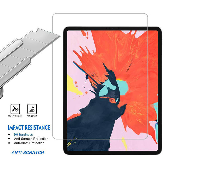 IPAD PRO 11 2018/2020 TEMPERED GLASS - CLEAR