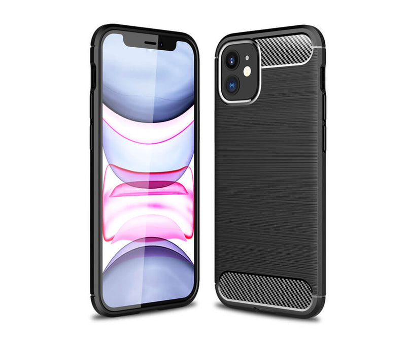 SLIMLINE, FLEXIBLE & DURABLE TPU CASE for iPhone 12 Pro Max_1