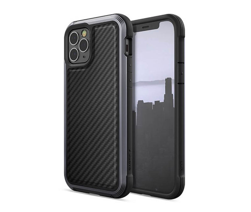 X-DORIA RAPTIC LUX LEATHER for iPhone 12 Pro Max_1