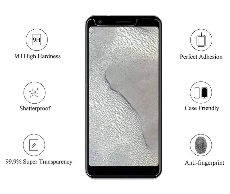 TEMPERED GLASS SCREEN PROTECTOR for Pixel 3a XL_1