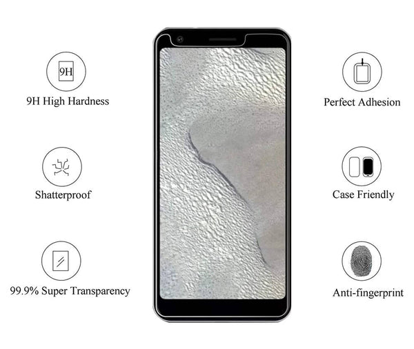 TEMPERED GLASS SCREEN PROTECTOR for Pixel 3_1