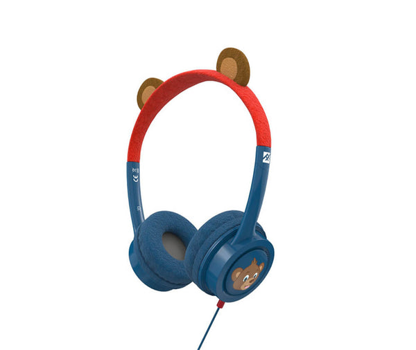 iFrogz Little Rockerz Bear Bluetooth Earphones