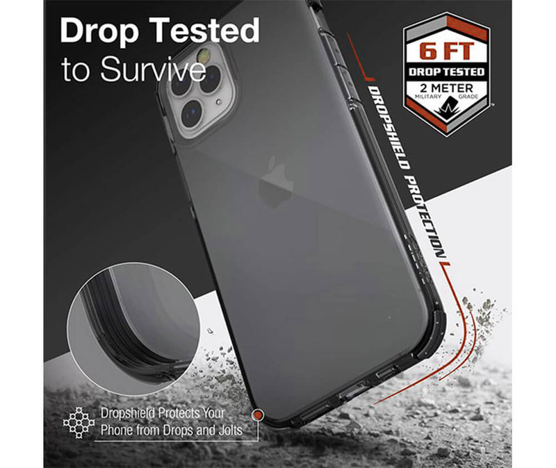 X-DORIA RAPTIC CLEAR for iPhone 12 Pro Max