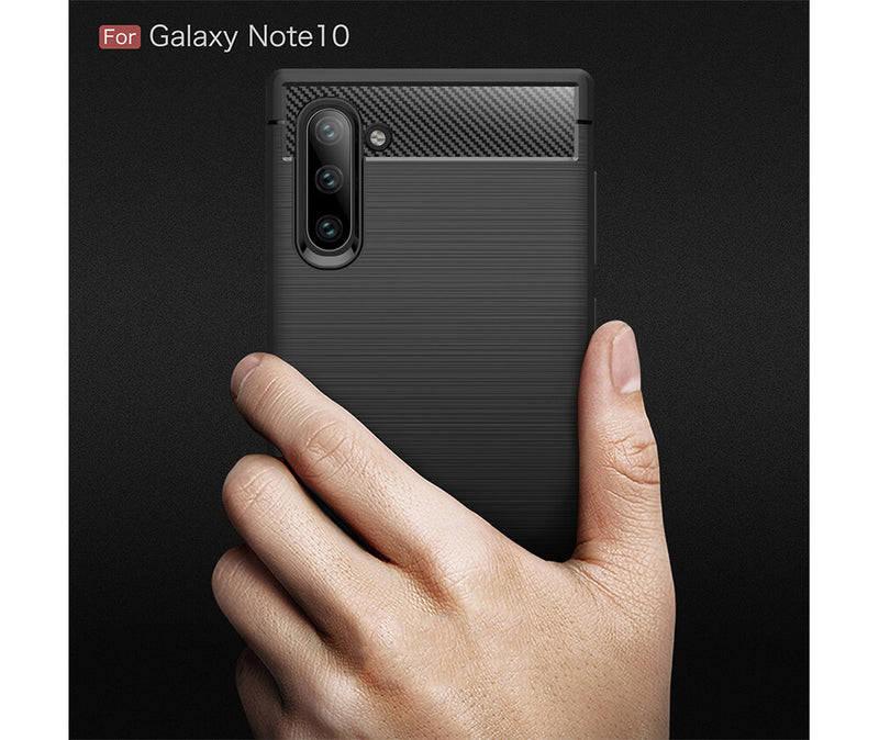SLIMLINE, FLEXIBLE & DURABLE TPU CASE for Galaxy Note 10