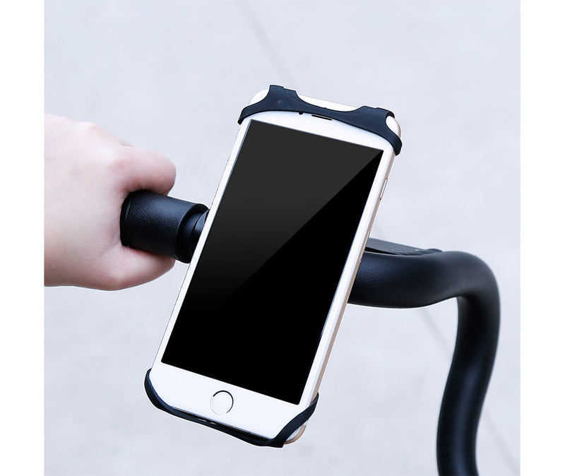 Bicycle Silicon Phone Holder for Mobile Phones_7