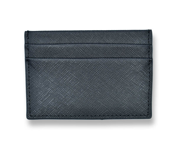 SAFFIANO CARD HOLDER#Colour_Black
