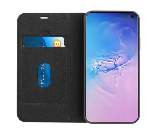 TECHXS 2IN1 MAGNETIC CASE for Galaxy S10#Colour_Black