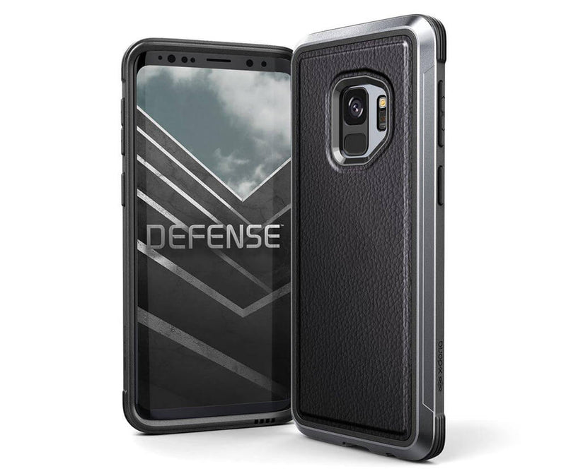 Defense Lux Leather