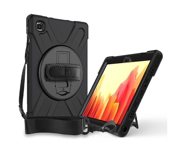 Heavy Duty Tough Protection Case#Colour_Black