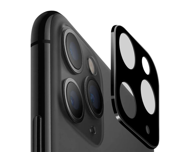 ALLOY BACK CAMERA for iPhone 11 Pro Max#Colour_Black