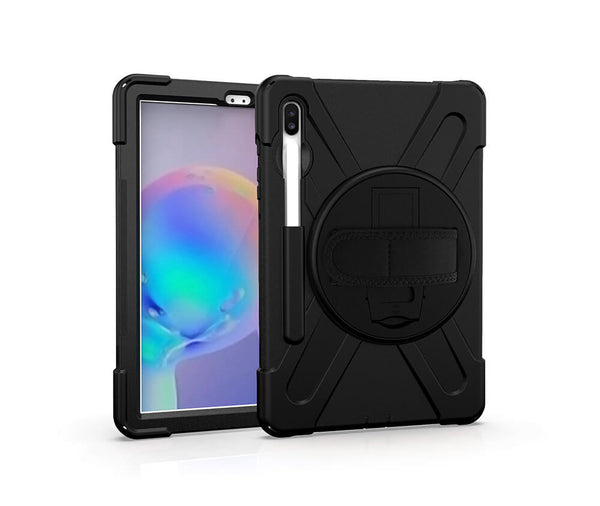 GALAXY TAB S6 10.5 T860/ T865 PIRATE TRADIE CASE#Colour_Black