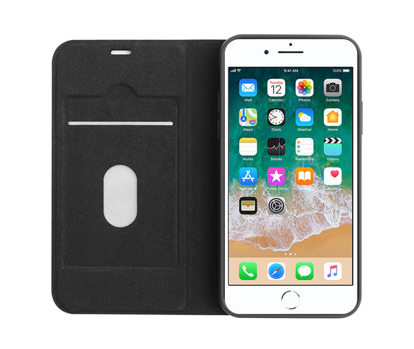 TECHXS 2IN1 MAGNETIC CASE for iPhone 7 Plus & 8 Plus#Colour_Black
