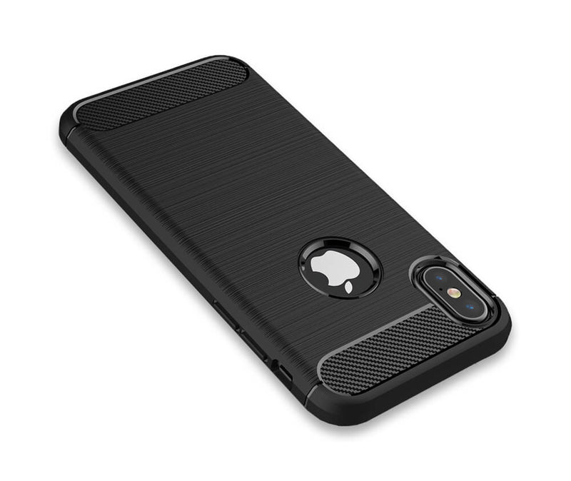 SLIMLINE, FLEXIBLE & DURABLE TPU CASE for iPhone XS Max
