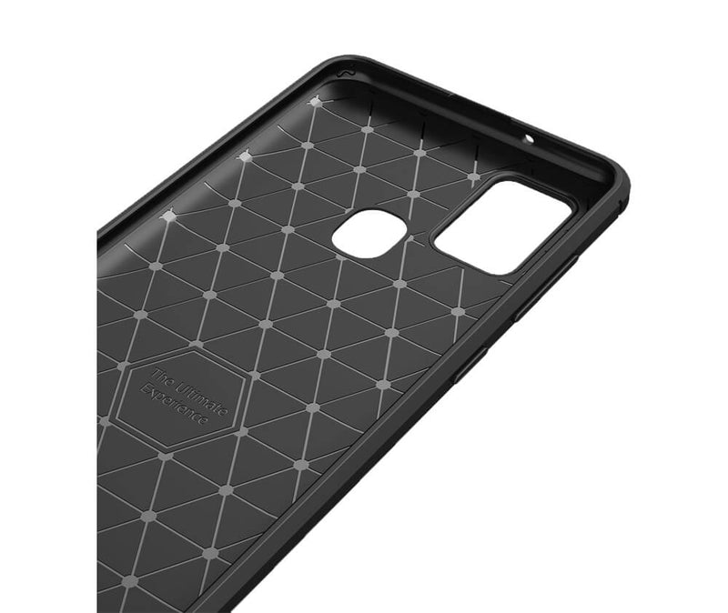 SLIMLINE, FLEXIBLE & DURABLE TPU CASE for Galaxy A21s