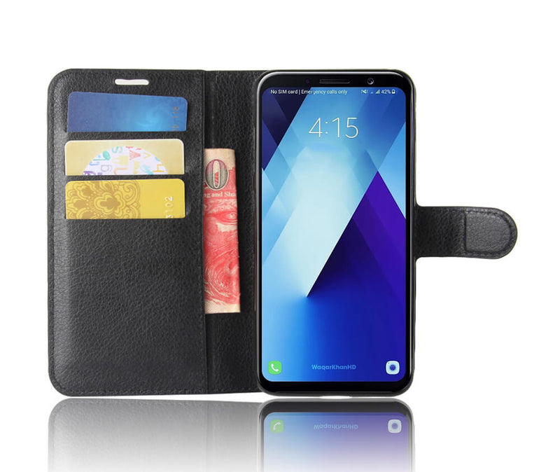 WALLET CASE for Galaxy A8+