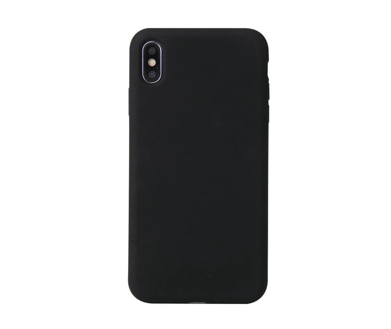 LIQUID SILICON CASE for iPhone XS Max