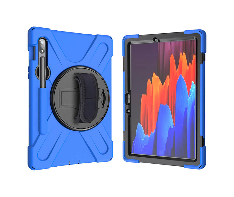 HEAVY DUTY RUGGED PROTECTION CASE for Galaxy Tab S7